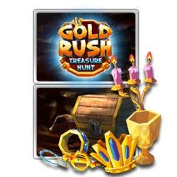 gold rush treasure hunt online