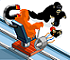 Click here & Play to Monkey Curling the online game !