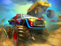 Click here & Play to Monster Wheels 2 the online game !