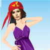 Click here & Play to Aski Memnu Bihter Dress Up the online game !
