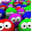 Click here &amp; Play to Biff and Baff - Clone Chaos the online game !