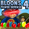 Click here & Play to Bloons Tower Defense 4 the online game !