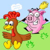 Click here & Play to Chicken Chuck the online game !