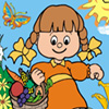 Click here & Play to Coloring Girl the online game !