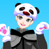 Click here & Play to cute panda dressup game the online game !