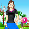 Click here & Play to Dating Girl Dress Up the online game !