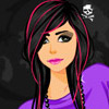 Click here & Play to Emo dressup game the online game !