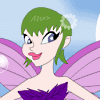 Click here & Play to Fantasy Fairy DressUp the online game !