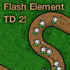 Click here & Play to Flash Element Tower Defense 2 the online game !