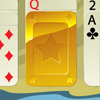 Click here & Play to Gold Solitaire the online game !