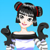 Click here & Play to Happy Fun Panda Dressup the online game !
