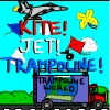 Click here & Play to Kite! Jet! Trampoline! the online game !