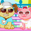 Click here & Play to Kitten Vs Puppy the online game !