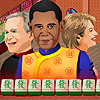 Click here & Play to Obama Traditional Mahjong the online game !