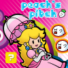 Click here & Play to Peachs Pitch the online game !