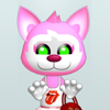 Click here & Play to Pink Kitten Dress Up the online game !