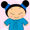 Click here & Play to Pucca dress up the online game !