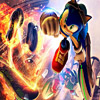 Click here & Play to Sonic the Hedgehog Jigsaw Puzzle the online game !