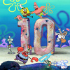Click here & Play to Sponge Bob 10th Anniversary Jigsaw Puzzle the online game !