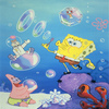 Click here & Play to Sponge Bob Blowing Bubbles Jigsaw Puzzle the online game !