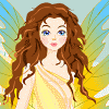 Click here & Play to Spring Fairy DressUp the online game !