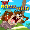 Click here & Play to Taz' Football Frenzy the online game !