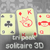Click here & Play to Tri Peak Solitaire 3D the online game !