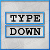 Click here & Play to TypeDown the online game !