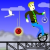 Click here & Play to Unicycle King the online game !