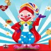 Click here & Play to very funny clown the online game !