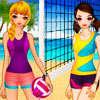 Click here & Play to Volleyball Girls the online game !