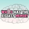 Click here & Play to Who has the biggest memory the online game !