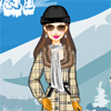 Click here & Play to Winter Fashion Dressup the online game !