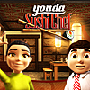 Click here & Play to YoudaSushiChef the online game !